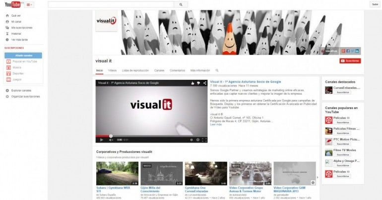 YouTube ofrecerá en junio un servicio de pago de vídeos sin publicidad