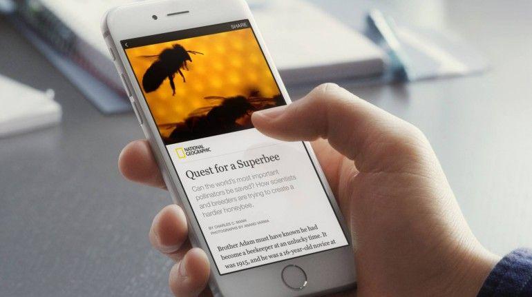Instant Articles, la revolución de contenidos en Facebook