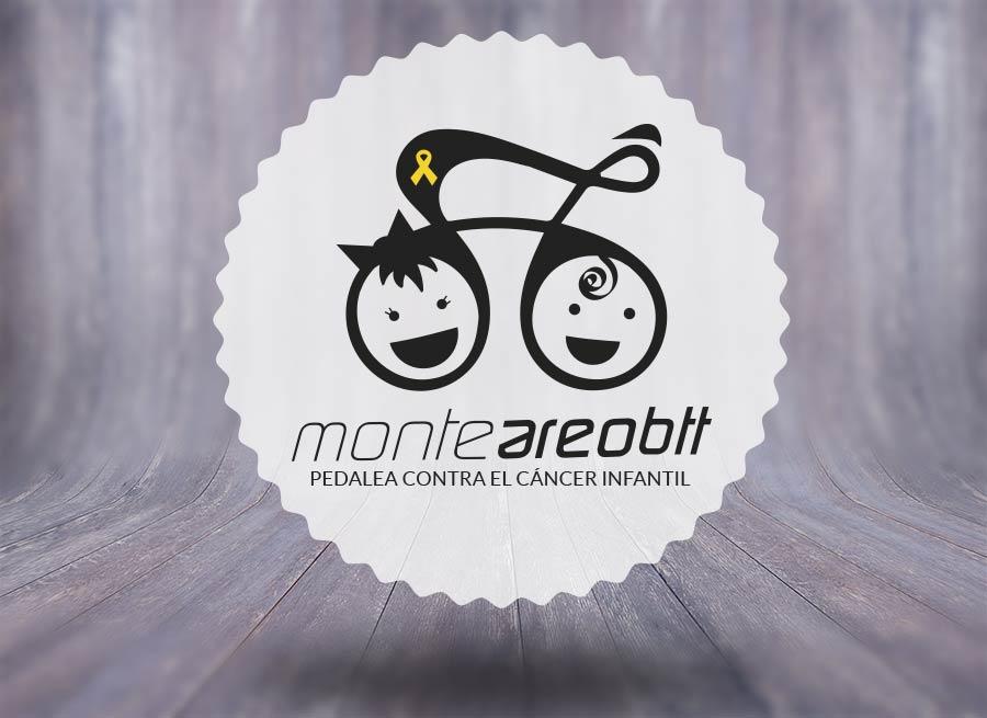 Logo Marcha Solidaria Monteareo BTT